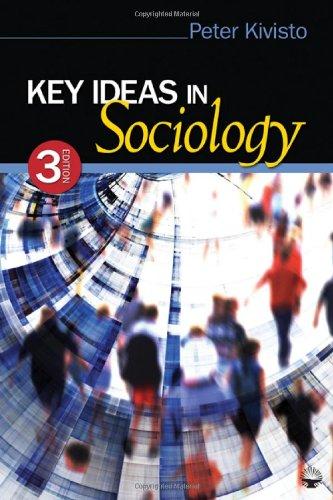 اندیشه های بنیادی در جامعه شناسی
